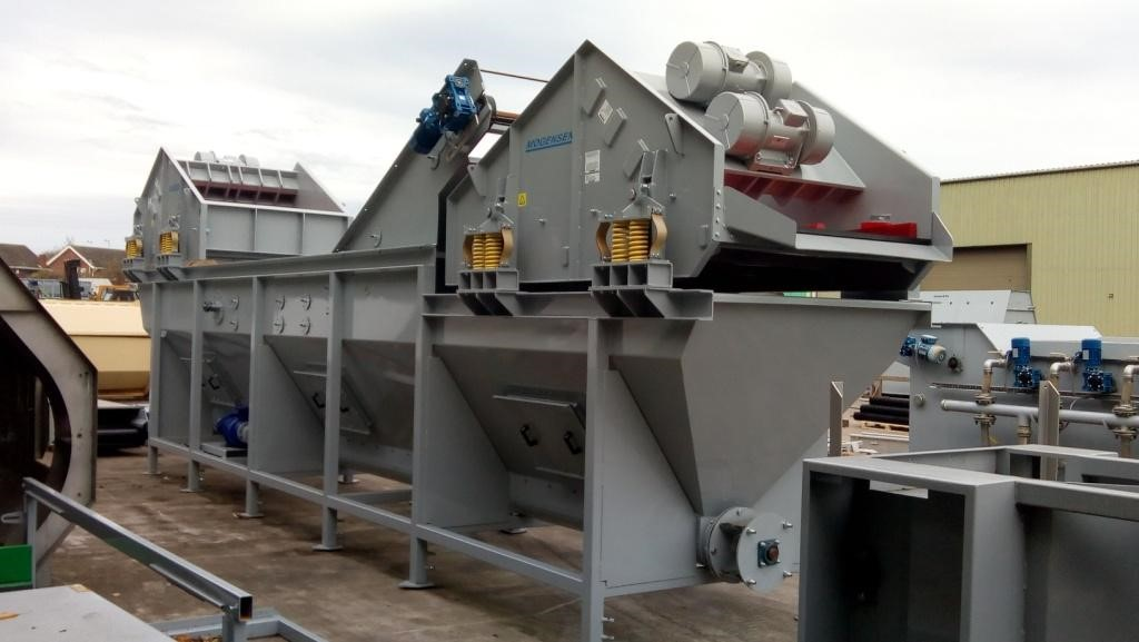 Haith Group Dewatering Screen